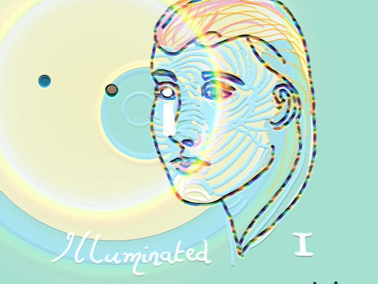 illuminated i 2